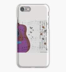 Acoustic Music iPhone Case/Skin