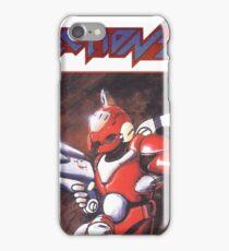 Section Z - Nintendo Capcom  iPhone Case/Skin