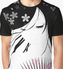 Asian Addiction Graphic T-Shirt