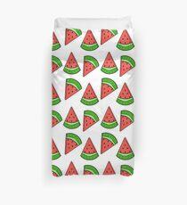 Watermelon Slice Duvet Cover