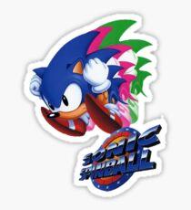 Sonic the Hedgehog Spinball  Sticker