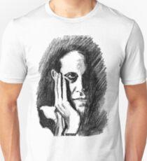 Pondering Man Unisex T-Shirt