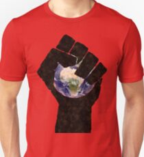 Power to the People by Pierre Blanchard Unisex T-Shirt