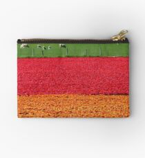 Natures Traffic Lights! - Tulip Plantation - NZ Studio Pouch