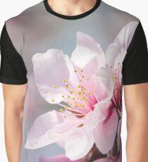 Peach Blossoms 12 Graphic T-Shirt