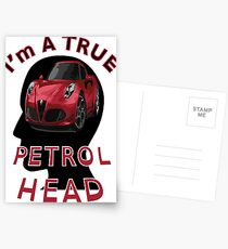 Petrolhead Postcards