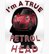 Petrolhead Poster