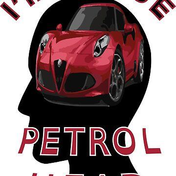 Petrolhead by davecrokaert