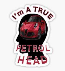 Petrolhead Sticker