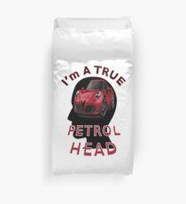 Petrolhead Duvet Cover