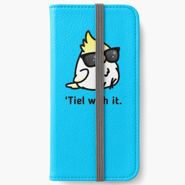 Tiel with it iPhone Wallet