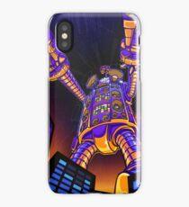 Rock'n' Robot iPhone Case