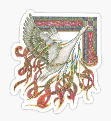 Wild Goose Sticker