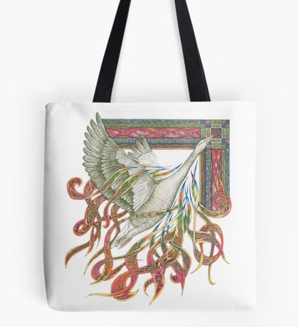 Wild Goose Tote Bag