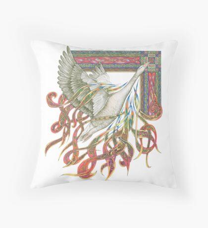 Wild Goose Throw Pillow