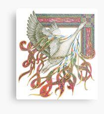 Wild Goose Metal Print