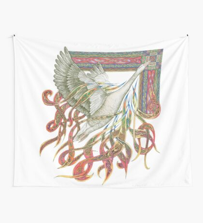 Wild Goose Wall Tapestry