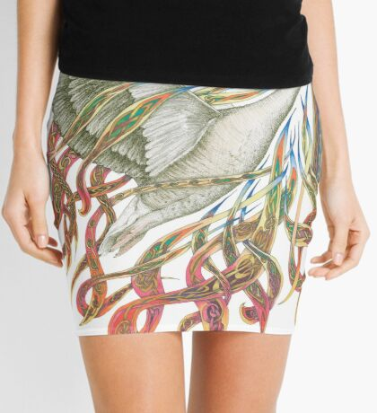 Wild Goose Mini Skirt