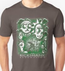 The Rickshank Redemption T-Shirt