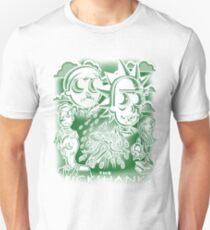 The Rickshank Redemption Unisex T-Shirt