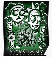 The Rickshank Redemption Poster