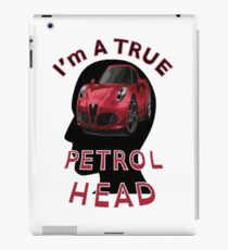Petrolhead iPad Case/Skin