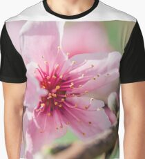 Peach Blossoms 16 Graphic T-Shirt