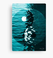 Yin Yang Hope Canvas Print