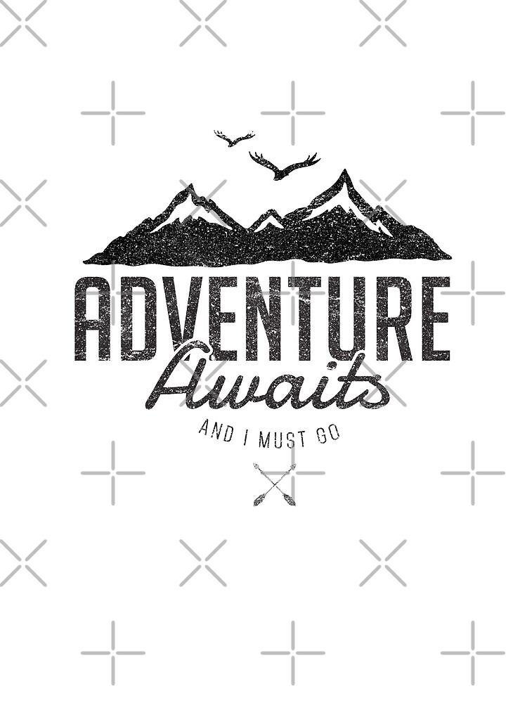 ADVENTURE AWAITS by magdam