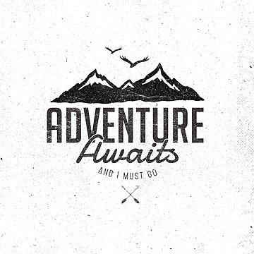 ADVENTURE AWAITS by magdam