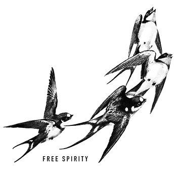 Free Spirity by guaxinim