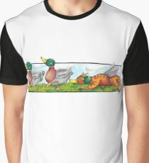 We're going on a Duck Hunt Graphic T-Shirt