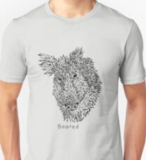 Boared Unisex T-Shirt