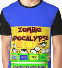 TV Game Show-TPIR (The Price Is) Zombies Graphic T-Shirt