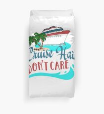 Cruise Hair Don't Care Duvet Cover