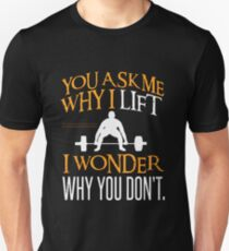 Fitness  Unisex T-Shirt