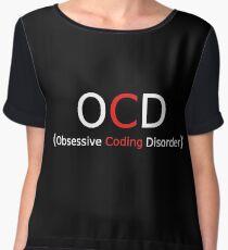 Coding disorder Women's Chiffon Top