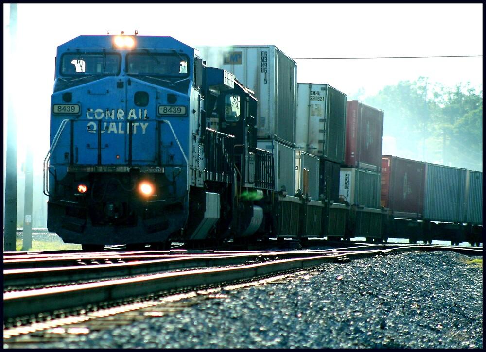 Conrail-8439 by brianhbradley