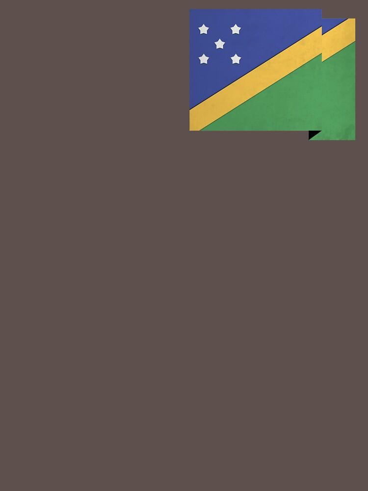 Solomon Islands by FlatFlags