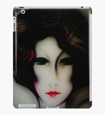 Dark Deco Dolly Jacqueline Mcculloch House of Harlequin iPad Case/Skin