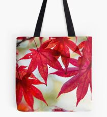 Maple Leaves Tote Bag