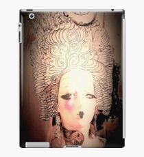 MARIE ANTOINETTE MANNEQUIN by Jacqueline Mcculloch  for House of Harlequin iPad Case/Skin