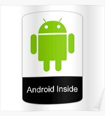 android inside Poster