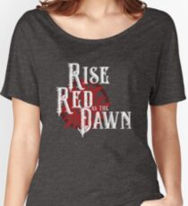 Scarlet Guard design Women's Relaxed Fit T-Shirt