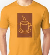 Coffee Cup - Hand Drawn Goodness Unisex T-Shirt