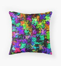 Multitude Throw Pillow