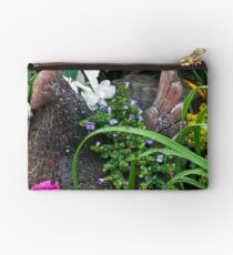 Hen Planter Among The Beauty Studio Pouch