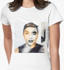 bianca del rio / roy  Women's Fitted T-Shirt