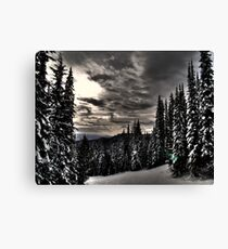 Decadence Canvas Print