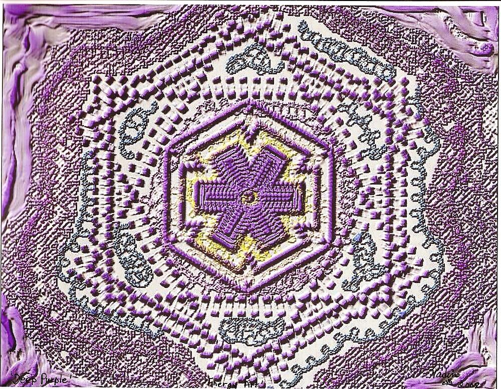 Deep Purple by DeenieM